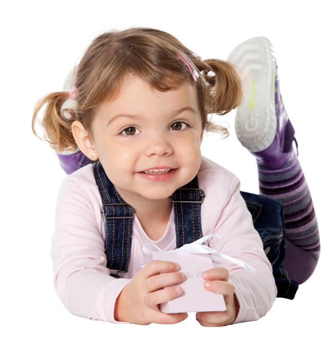 Kinderdag: Eerste oorbelletjes is een leuk geschenkidee